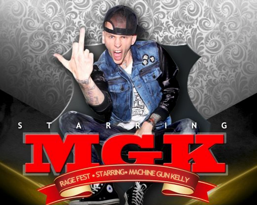 MGK Flyer That DJ Ell
