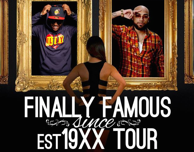 FinallyFamousSinceEST19XX Tour That DJ Ell, SayitAintTone, Dub-O