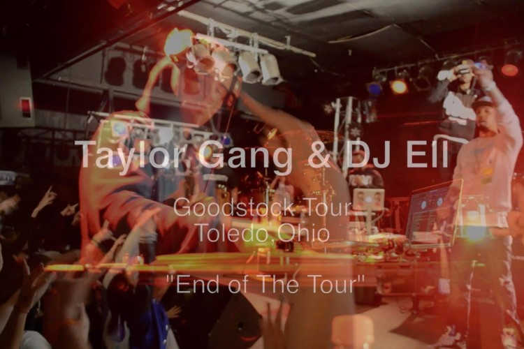 That DJ Ell Taylor Gang Chevy Woods Tour