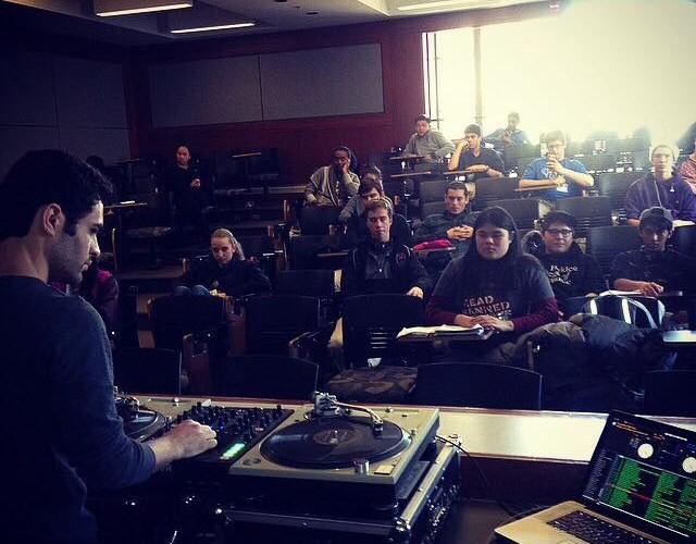 DJ Ell MIT Hip-Hop Culture Lecture