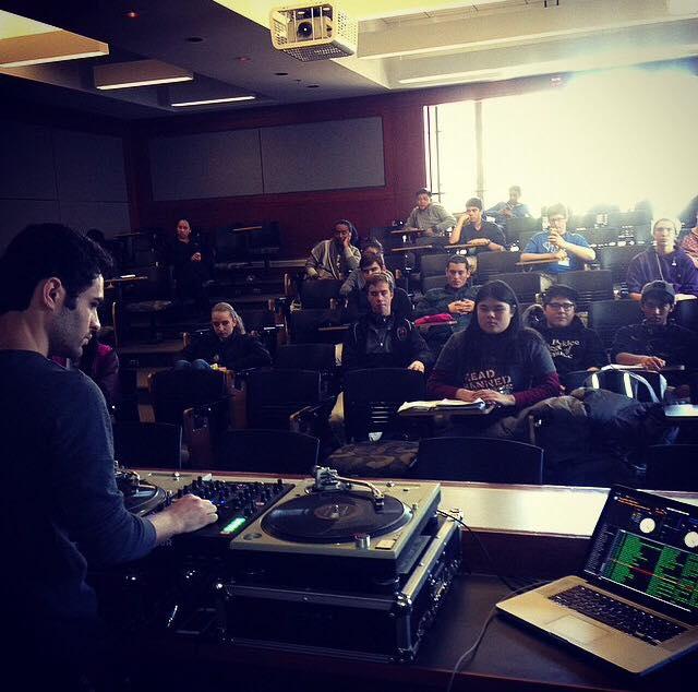 MIT Hip-Hop Culture Lecture
