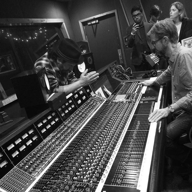 RCA Studio Nashville