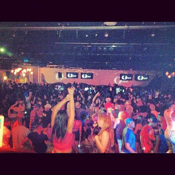 Omni Nightclub Ell 2012 Birthday Bash