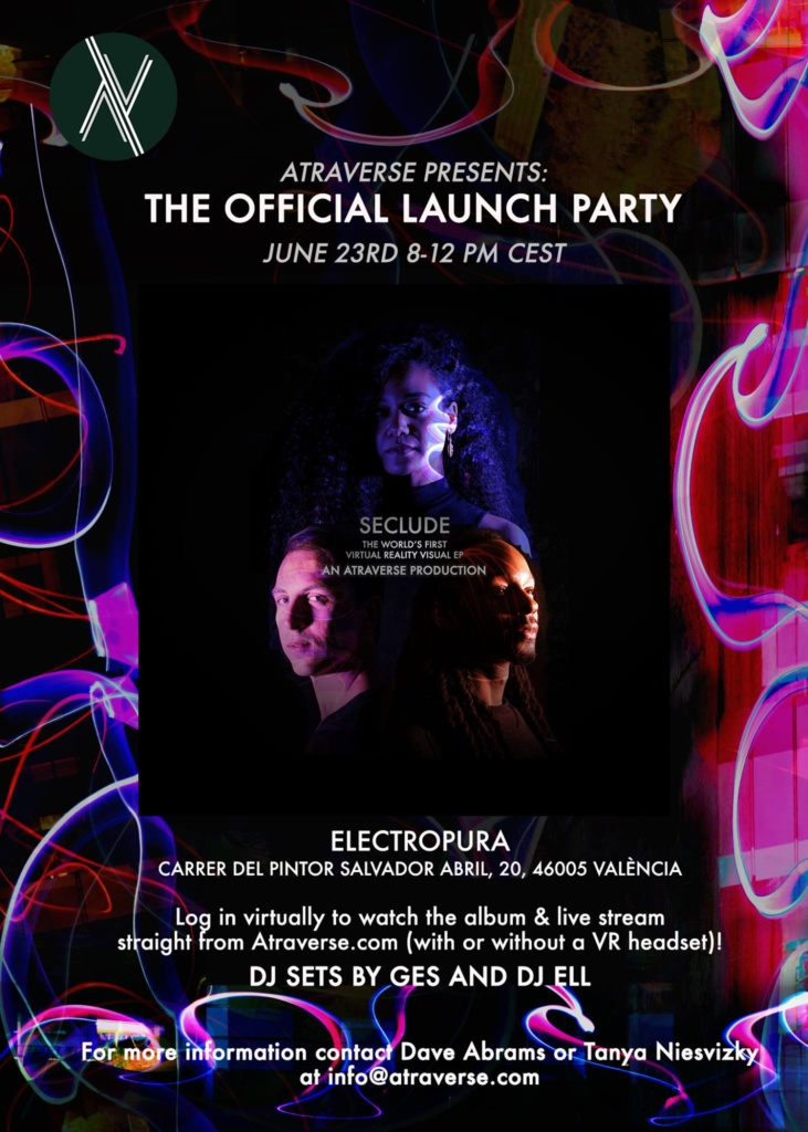 Atraverse Launch Party with DJ Ell
