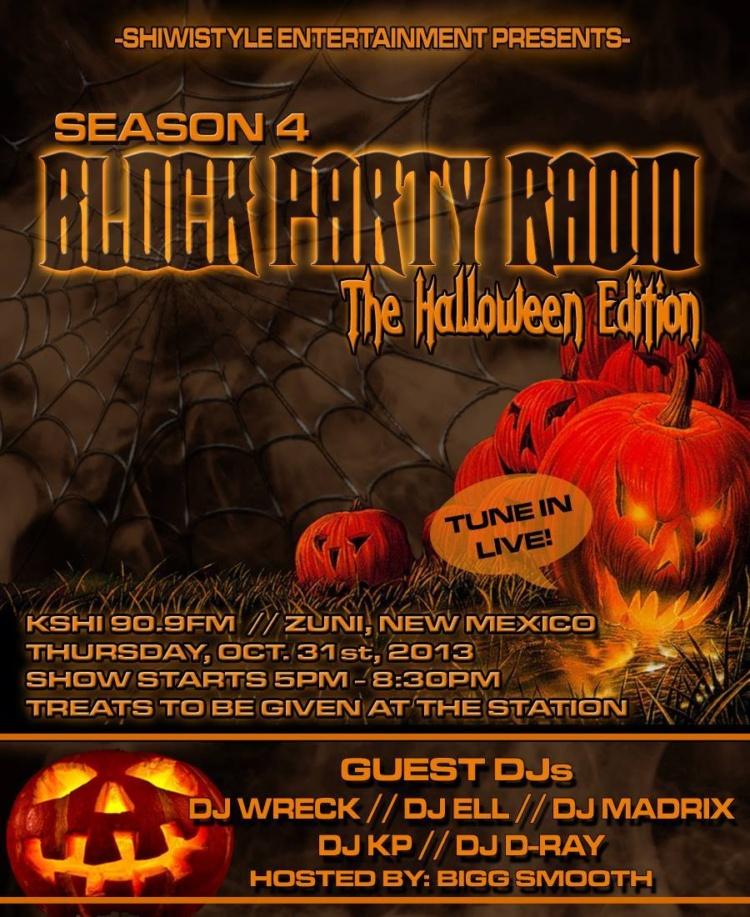 "KSHI 90.9FM Block Party Radio ""Season 4"" With DJ Ell"