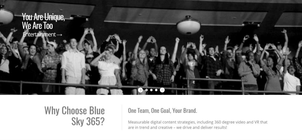 Bluesky 365 Digital Marketing