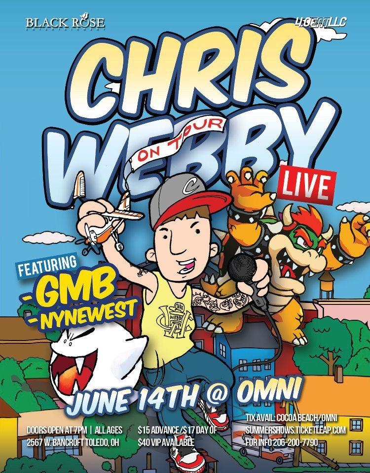 Chris Webby Omni Nightclub with DJ Ell