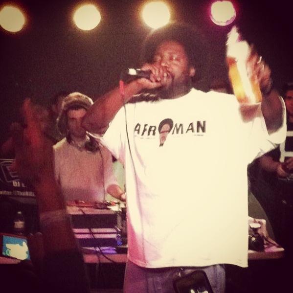 Afroman Concert
