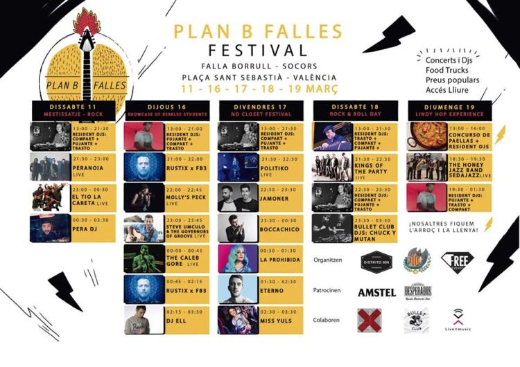 DJ Ell Fallas 2017 Valencia