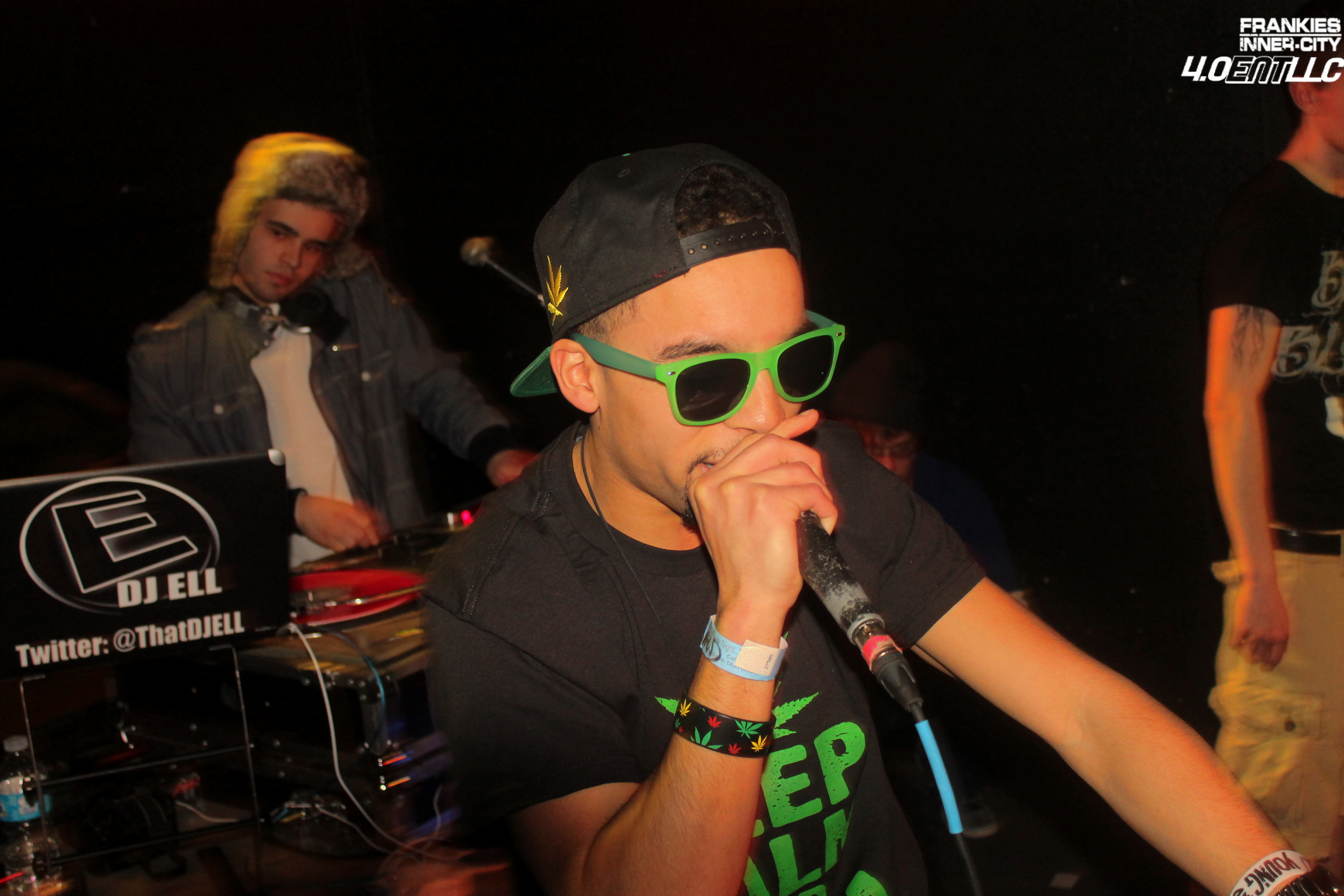 DJ Ell, That DJ Ell, Akademik, DJ Scholar, 4.0 Ent, Afroman, Toledo