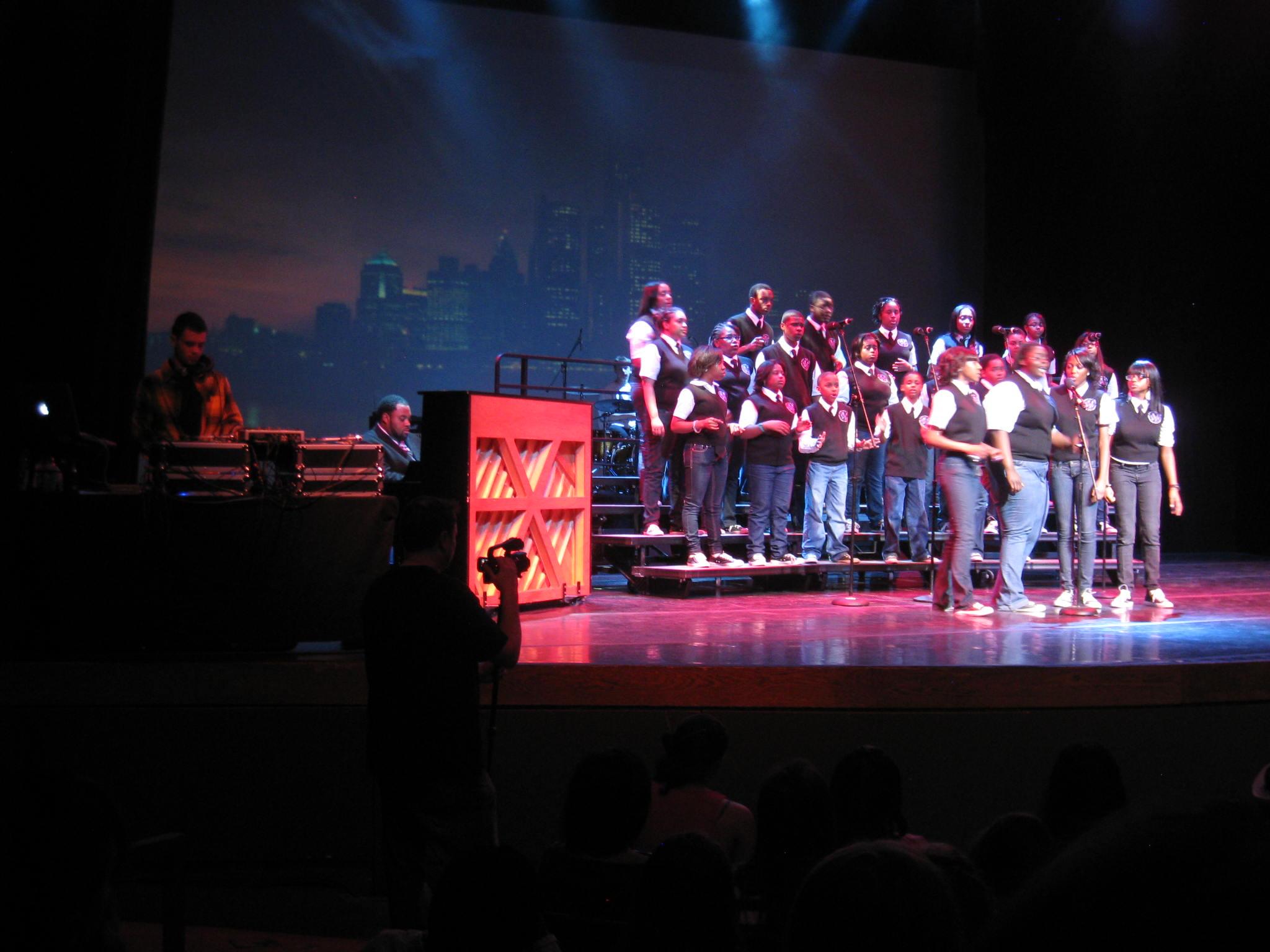 The Detroit Choir