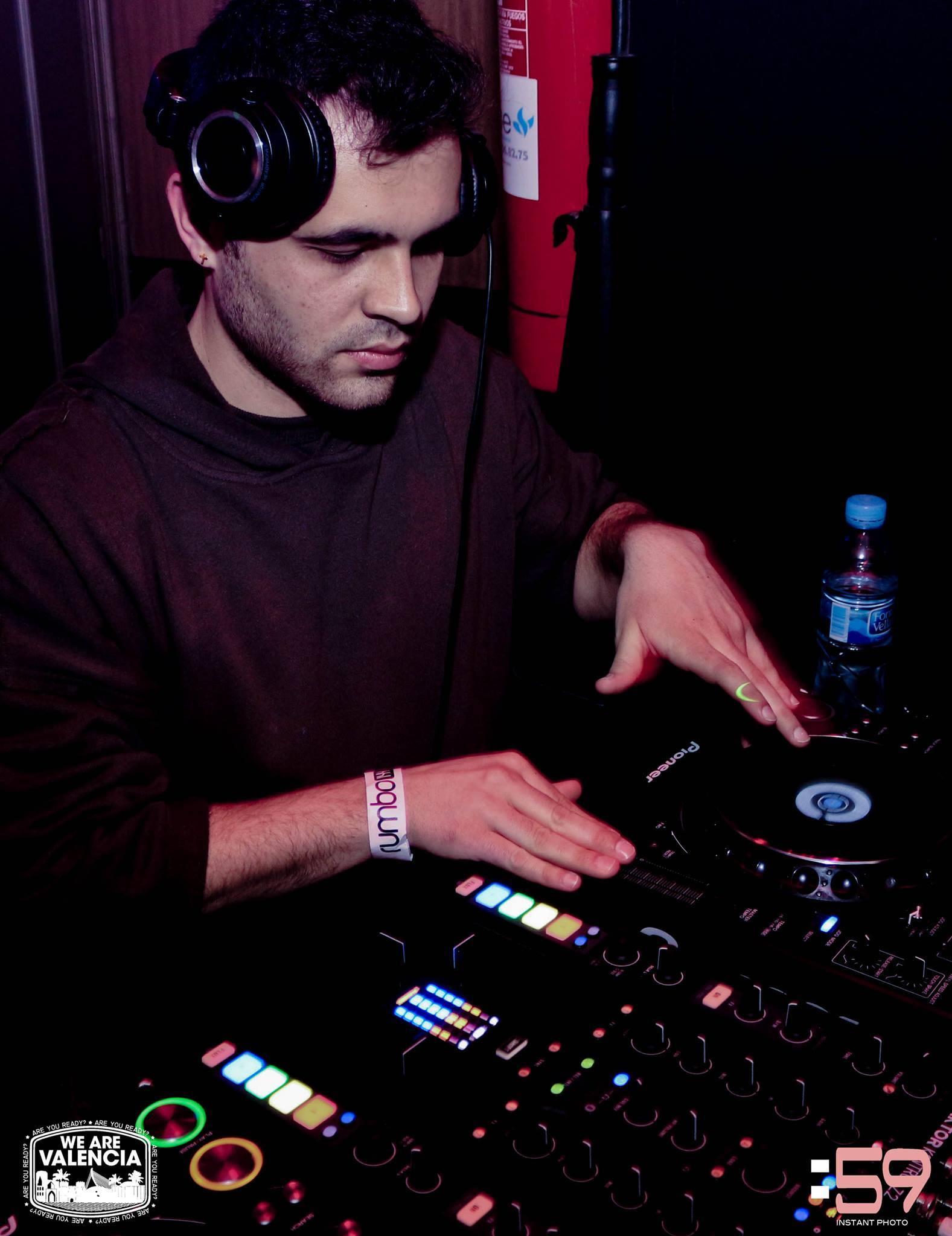 DJ Ell Rumbo 144, Valencia Spain