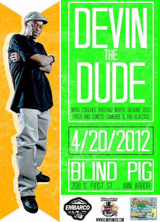 Devin The Dude 420