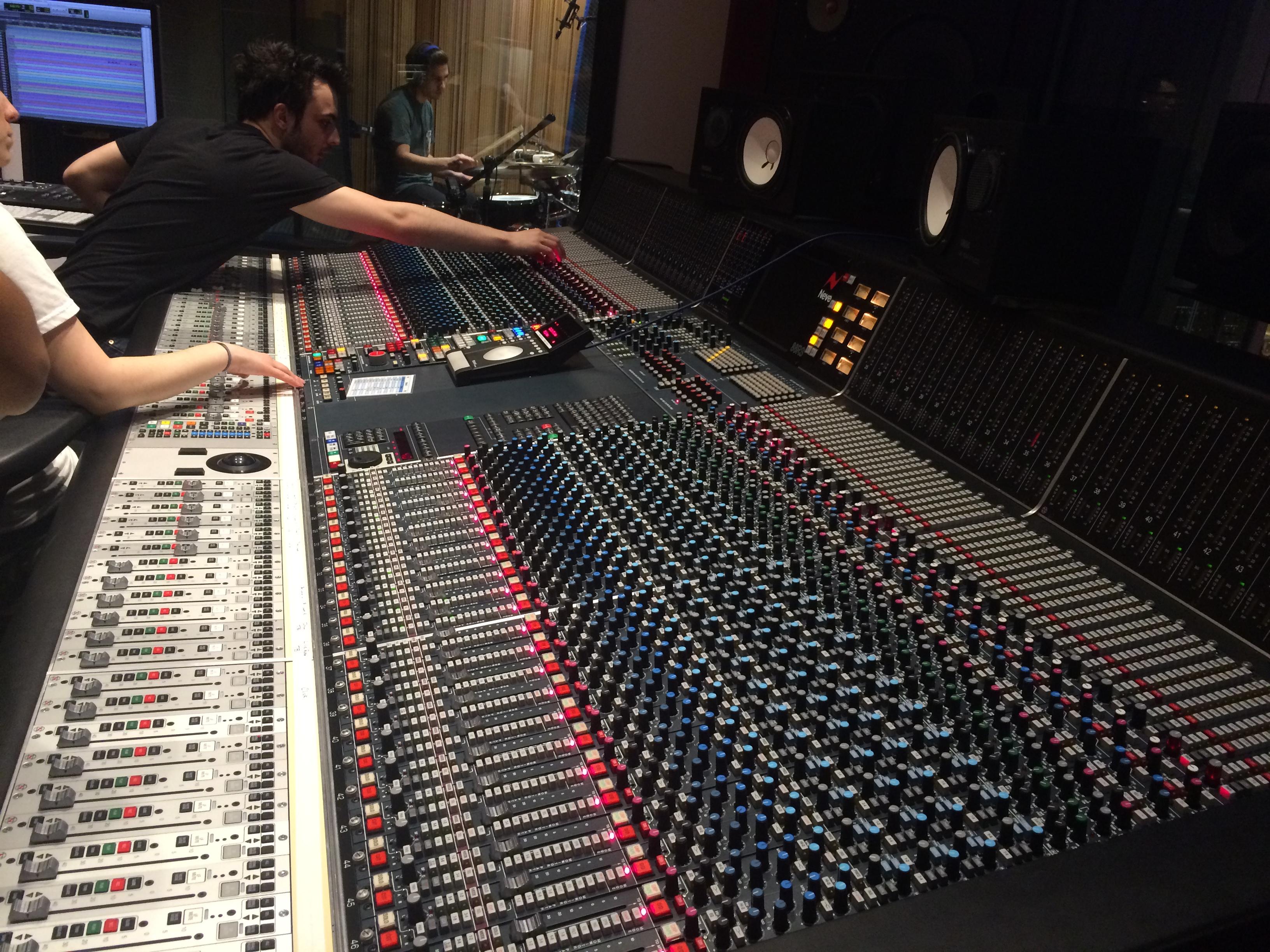 DJ Ell Elliott Sabbagh RCA Studio Studio B Boston