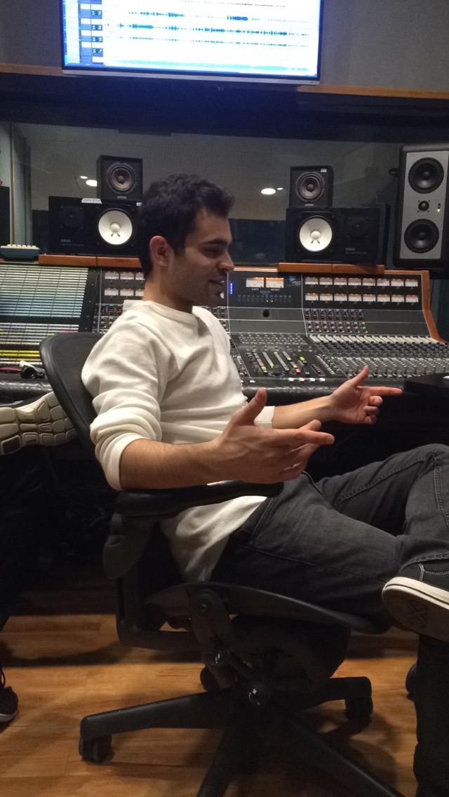 DJ Ell Studio F