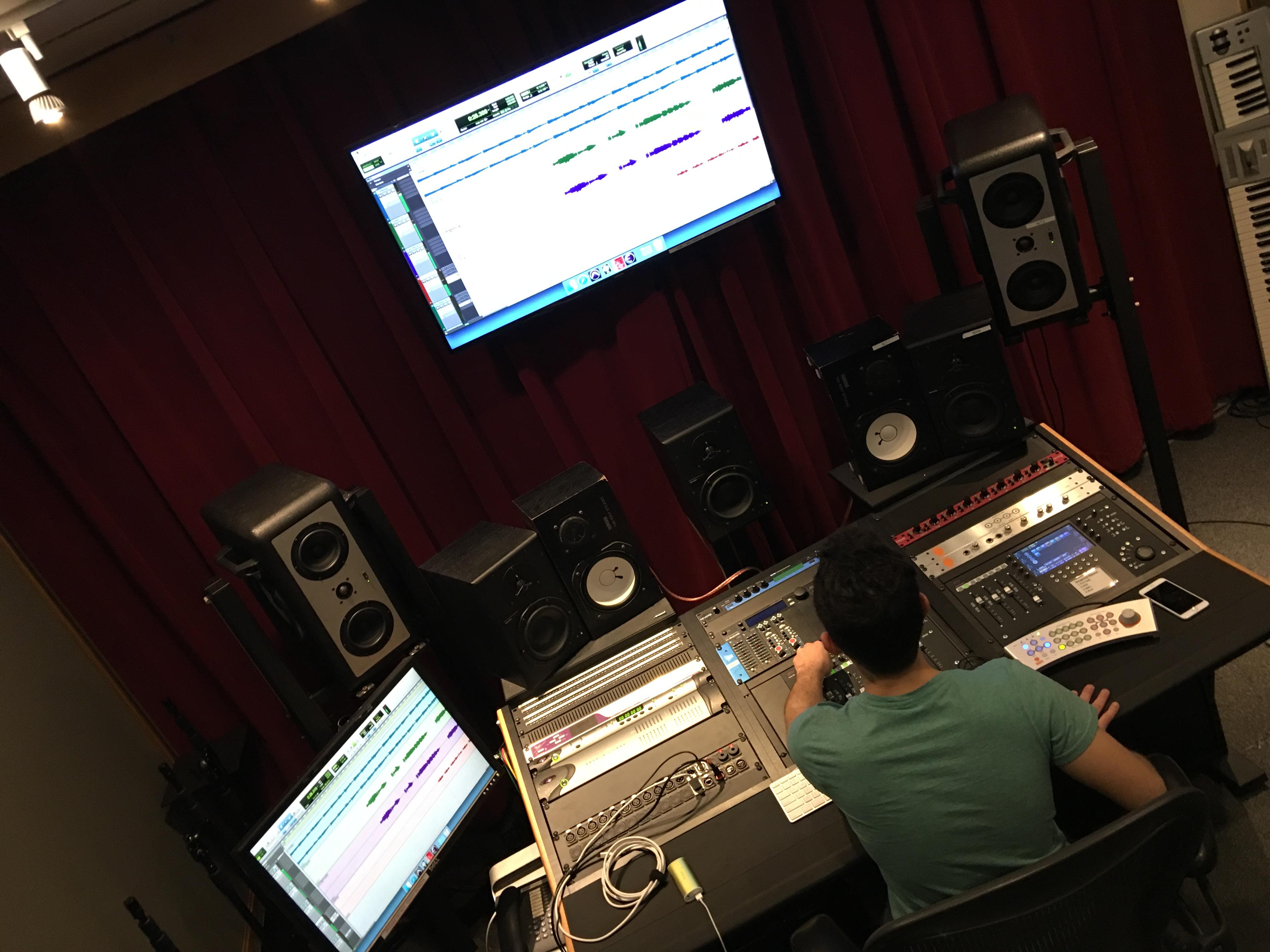 DJ Ell Studio E
