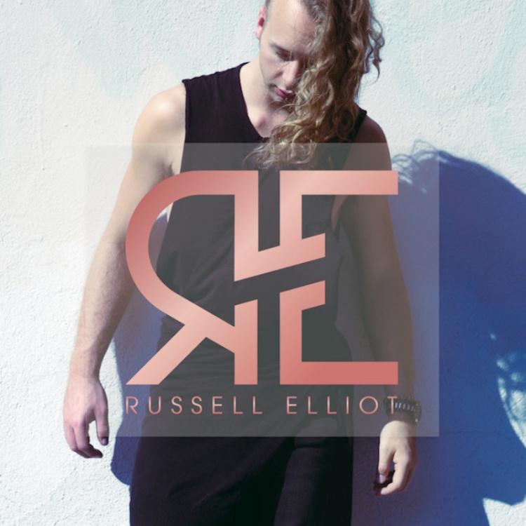 Russell Elliot Orbit, DJ Ell, Elliott Sabbagh Artwork