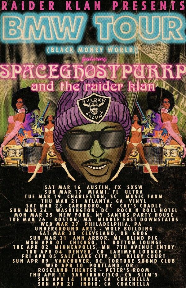 SpaceGhost Purrp