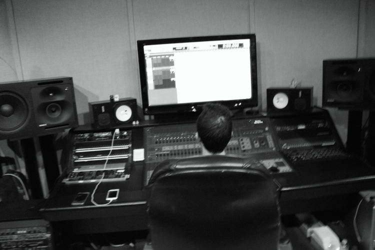 That DJ Ell Elliott Sabbagh Cybersound Studio