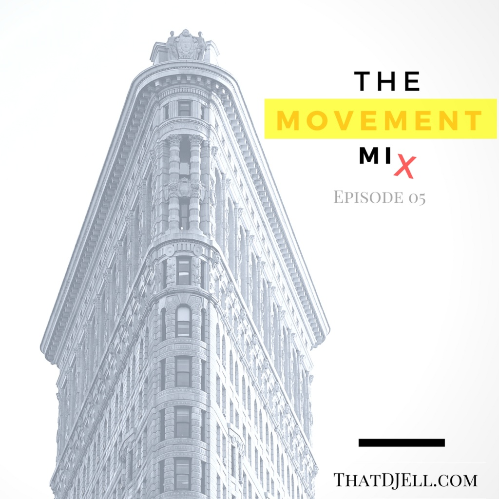 The Movement Mix Cover