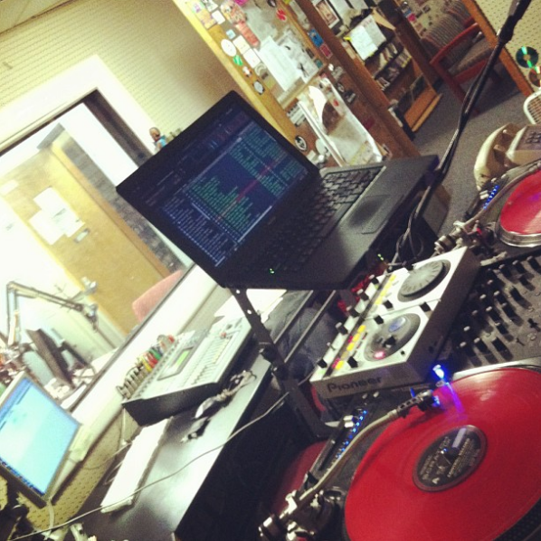 WCBN The Prop Shop With DJ Ell