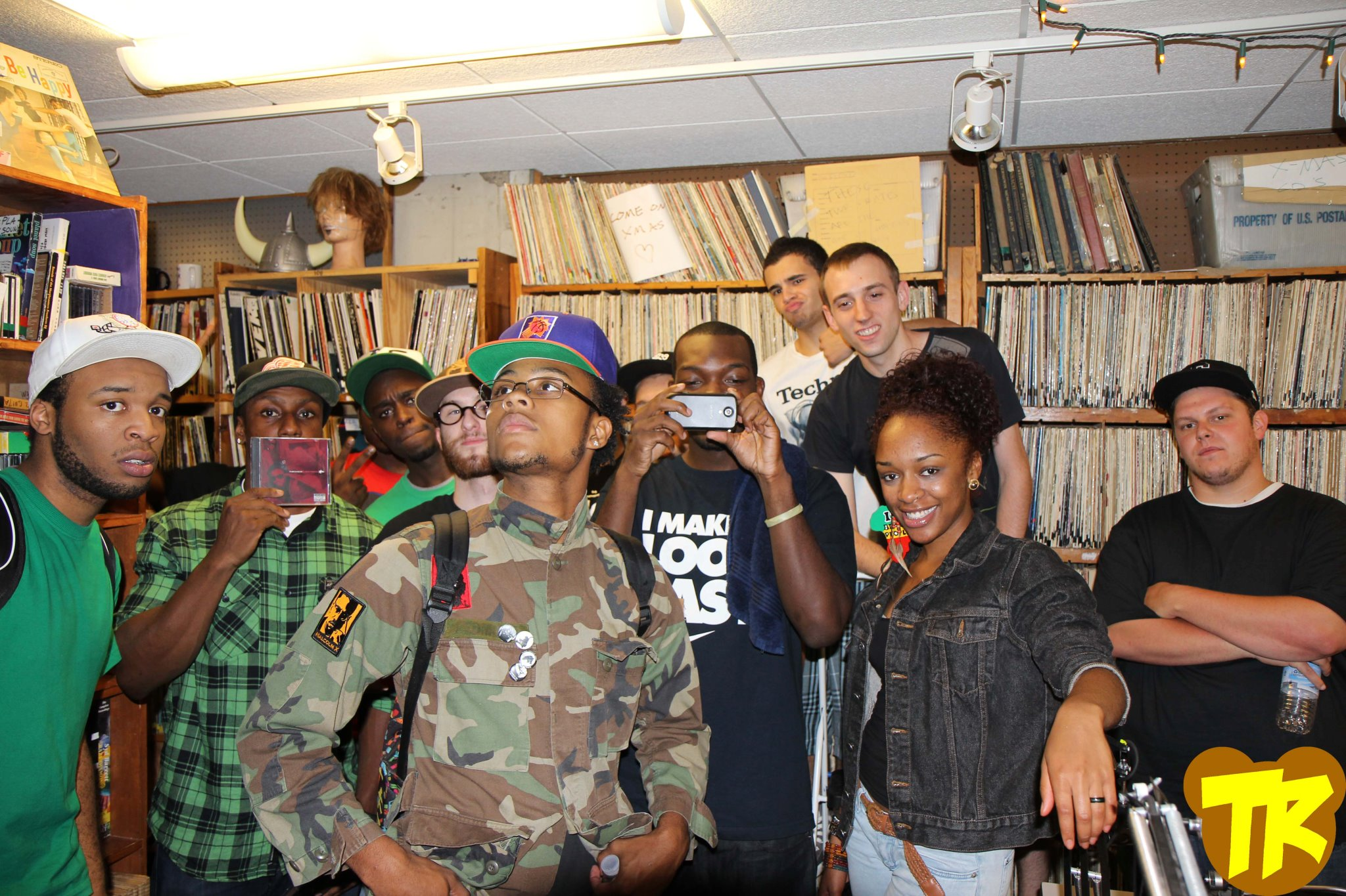 WCBN With DJ Ell and Teddy Ruckspin