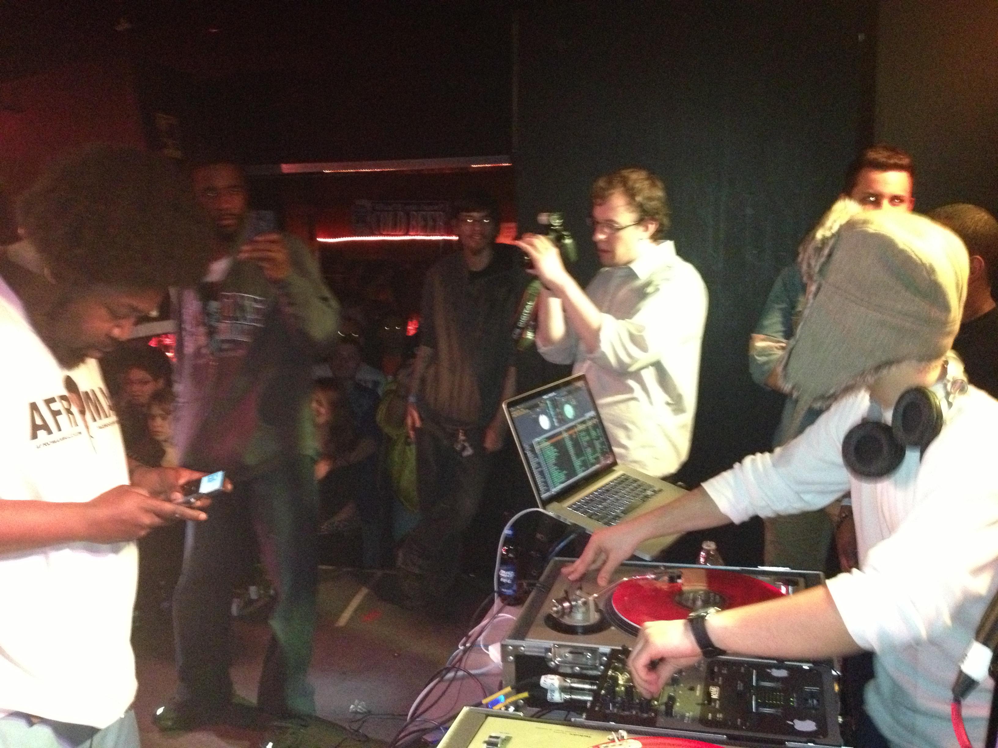 DJ Ell Afroman Concert
